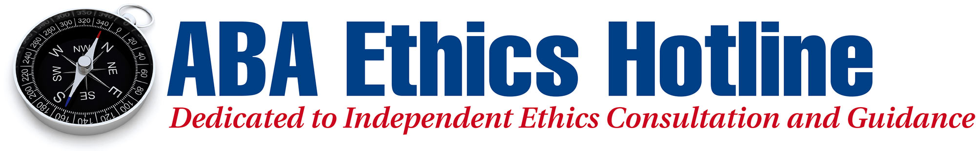 ABA Ethics Hotline - Dedicated to Independent Ethics Consultation and Guidance